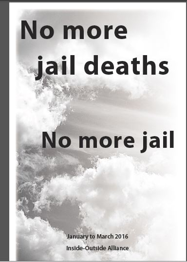 No More Jail Deaths cover