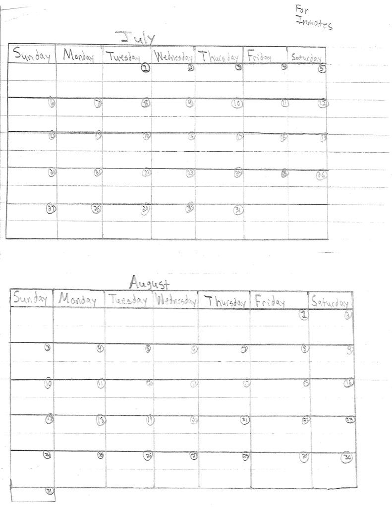 calendarR
